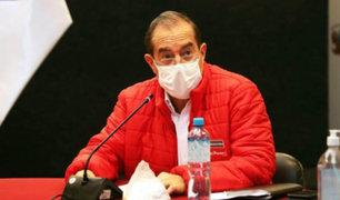 Ministro Martos: No es prioridad en estos momentos implementar actividades de Fase 4