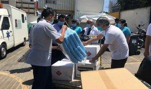 Fiscalía abrirá investigación tras hallazgo de EPP y medicamentos en almacén en Arequipa