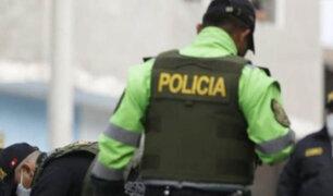Arequipa: detienen a policía por presunto cobro de coima a propietario de gimnasio
