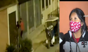 SMP: familiares de joven baleado están indignados tras liberación del autor del disparo