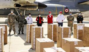 Piura: Hospitales reciben equipos médicos para combatir la pandemia