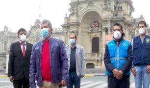 Autoridades de Huánuco piden ayuda al Gobierno para contener la pandemia