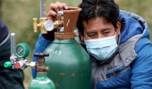 Covid-19 en Comas: anuncian abastecimiento de oxígeno gratis para pacientes