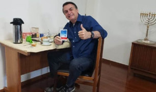 Brasil: presidente Jair Bolsonaro informó que ya no tiene  coronavirus