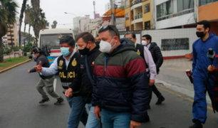 Pueblo Libre: Sujetos vendían pruebas rápidas de Covid-19 por internet
