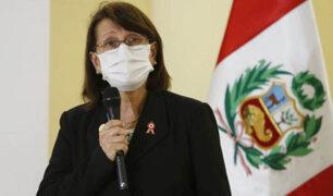 Mazzetti anunció que se retirará el uso de hidroxicloroquina para pacientes COVID-19