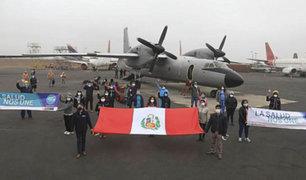 Envían 20 profesionales de la salud a Huánuco para fortalecer lucha contra Covid-19
