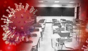 Según la Asociación de Colegios Privados, 5,000 centros educativos dejarían de funcionar en 2021