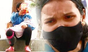 Niños expuestos en las calles por trabajo en tiempos de la COVID-19