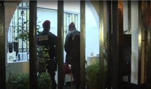 Miraflores: nueve detenidos por realizar fiesta durante toque de queda