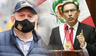 Cateriano: Mensaje presidencial estará centrado en el relanzamiento de la economía y la lucha contra la COVD-19