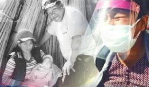 Celia: la mujer detrás del grito que marcará la historia de la pandemia  en el Perú