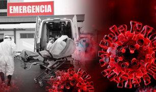 Coronavirus en Perú: cifra de contagiados se eleva a 384 797 y fallecidos a 18 229