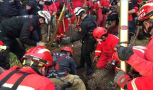 Falleció niño que cayó a pozo de más de 50 metros de profundidad en el Cercado de Lima