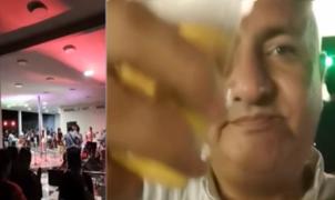 Iquitos: concierto virtual terminó en concurrida fiesta pese a pandemia de la COVID-19