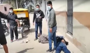 Piura: Policía captura a banda de delincuentes antes de cometer un atraco