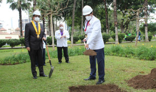 Miraflores: construirán obelisco en homenaje a médicos caídos en lucha contra Covid-19