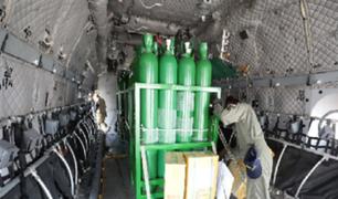 Ayacucho: EsSalud envió 200 balones de oxígeno y personal médico para combatir la COVID-19