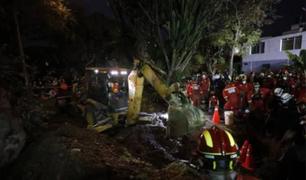 ¿Quién se hace responsable por la muerte del niño que cayó a un pozo de 51 metros de profundidad?