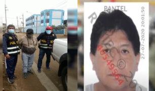"""Barranca: Capturan a presunto integrante del """"Escuadrón de la Muerte"""""""