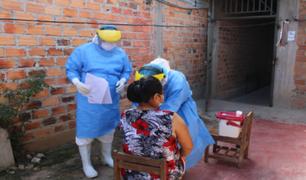 Moyobamba: equipo de EsSalud inició visitas domiciliarias a pacientes con COVID-19