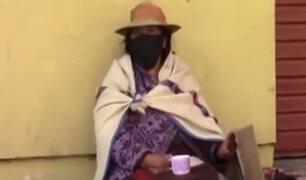 Huancayo: crece el desempleo y la mendicidad
