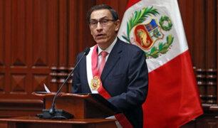 Martín Vizcarra: Acción Popular descarta intento de vacar a presidente