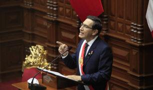Vizcarra: Niños que perdieron a sus padres por la pandemia recibirán pensión