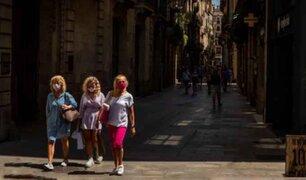 Gobierno español descartó que haya una segunda ola generalizada de Covid-19