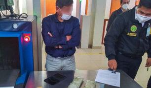 Penal Castro Castro: agente del INPE intentó ingresar droga oculta en calzado