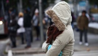 SENAMHI advierte que temperatura en Lima seguirá descendiendo