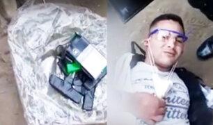 Callao: policía captura a ciudadano venezolano con un vehículo robado