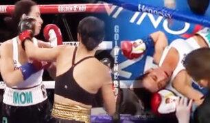 Boxeo femenino: se registra el KO más rápido de la historia en solo 7 segundos