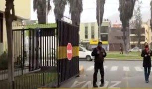 La Molina: rejas continúan causando discordia entre vecinos