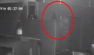 Callao: nadie sabe cómo salió delincuente que robó en compañía de bomberos de La Perla