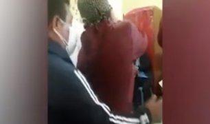 Lambayeque: personal de salud realiza fiesta dentro de Centro Médico