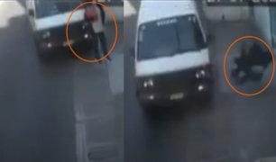 Tacna: Un conductor atropella a una mujer, la deja inconsciente y se da a la fuga