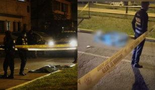 La Victoria: joven asesinado por sicario tenía antecedente policiales