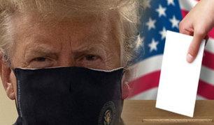 Donald Trump pide retrasar las elecciones presidenciales en EEUU