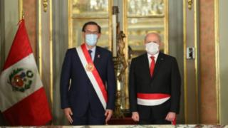 Vizcarra: Presentación de Cateriano desarrollará medidas expuestas en mensaje de Fiestas Patrias