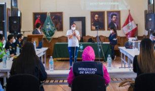 Arequipa: Minsa pone en funcionamiento primer nivel de atención de salud