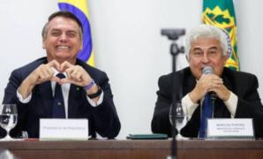 Brasil: quinto ministro de Jair Bolsonaro dio positivo para coronavirus