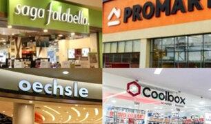 Estas son las empresas sancionadas que hasta hoy deberán entregar productos a clientes