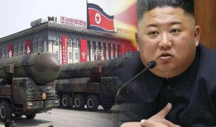 """Kim Jong-Un: """"Ya no habrá más guerras en esta tierra"""""""