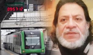 César Gutiérrez: ¿Líneas del Metro y Carretera Central ya no serán concesiones?