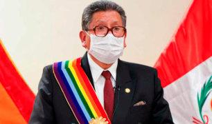 Cusco: alcalde Ricardo Valderrama ingresó a UCI tras dar positivo al covid-19