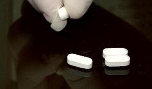 Detienen a estafadores que fabricaban y distribuían medicinas bambas