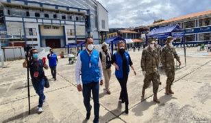Cajamarca: En menos de 72 horas estará lista nueva Villa de EsSalud para pacientes Covid-19