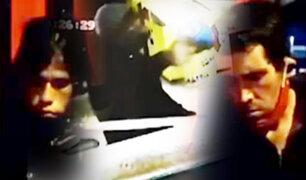 San Juan de Lurigancho: cámaras de seguridad registran robo en panadería