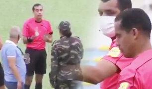 Marruecos: ejército suspendió partido de fútbol por casos de coronavirus